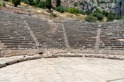 Ancient Greek Theatres (T) by Ilya Burlak