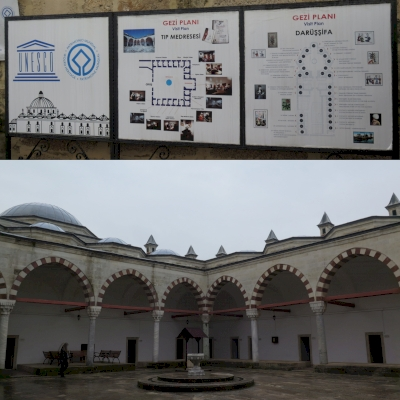Sultan Bayezid II Complex: A Center of Medical Treatment  (T) by Zoë Sheng
