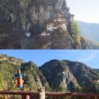 Sacred Sites associated with Phajo Drugom Zhigpo and his descendants (T) by Zoë Sheng