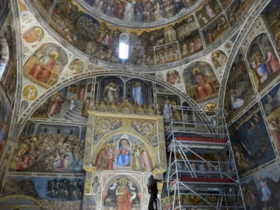 Padova Urbs Picta. Giotto, the Scrovegni Chapel and the 14th century painting cycles (T) by Els Slots
