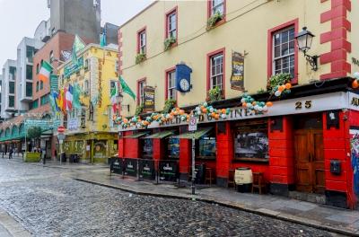 The Historic City of Dublin (T)