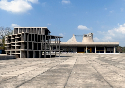 The Architectural Work of Le Corbusier by Solivagant
