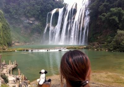 Huangguoshu Scenic Area (T) by Zoë Sheng