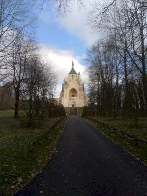 Sites funéraires et mémoriels de la Première Guerre mondiale (Front Ouest) (T) by Nan