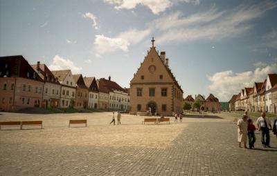 Bardejov Town by Matejicek