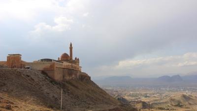 Ishak Pasha Palace (T) by Walter
