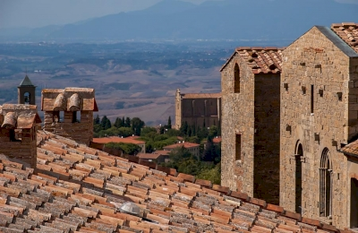 Volterra: Historical City and Cultural Landscape (T) by Ilya Burlak