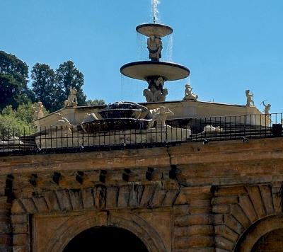 Medici Villas and Gardens by Ilya Burlak