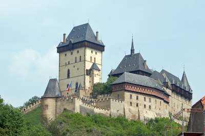 The Karlstejn Castle (T) by Ilya Burlak