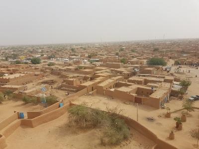 Agadez by Wojciech Fedoruk