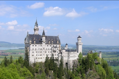 Dreams in Stone - the palaces of King Ludwig II of Bavaria: Neuschwanstein, Linderhof and Herrenchiemsee (T) by Ilya Burlak