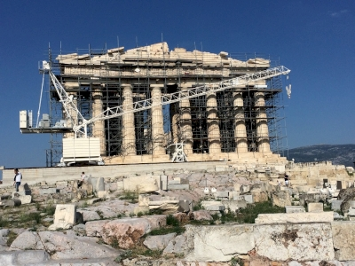 Acropolis by Travel Addicts