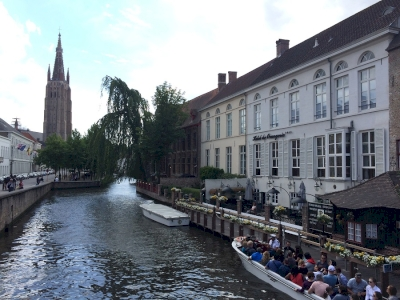 Brugge by Travel Addicts