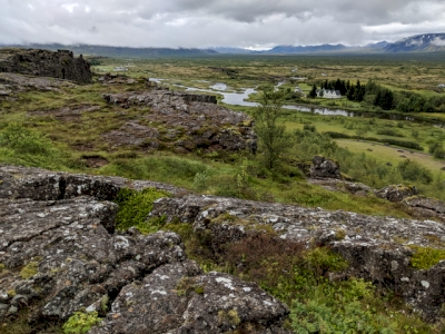 Thingvellir by GrendelGongan