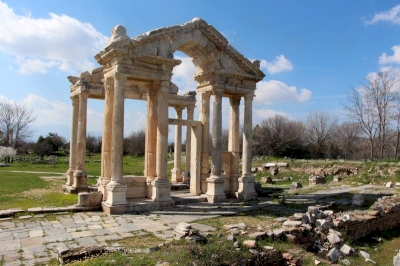 Aphrodisias by Philipp Peterer