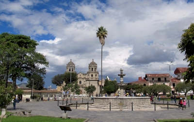 The Historic Centre of Cajamarca (T) by Watkinstravel