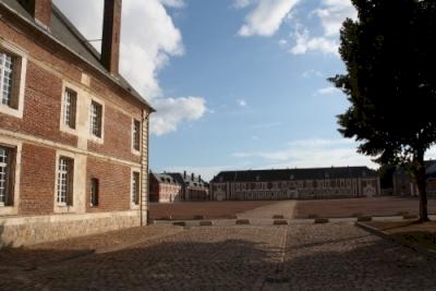 Fortifications of Vauban by Jakob Frenzel