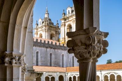 Monastery of Alcobaça by Ilya Burlak