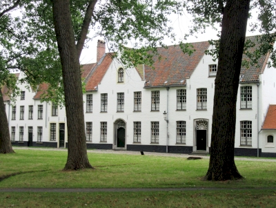 Flemish Béguinages by Jay T