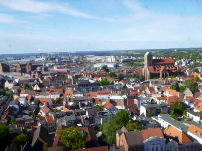 Stralsund and Wismar by FK