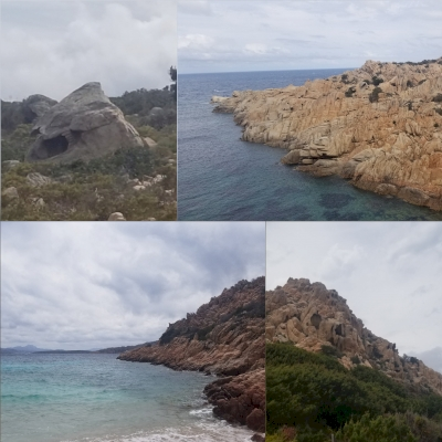 Archipelago of la Maddalena and Islands of Bocche di Bonifacio (T) by Zoë Sheng