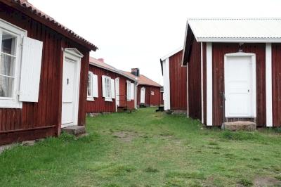 Gammelstad by Nan