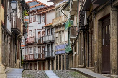 Guimarães by Ilya Burlak