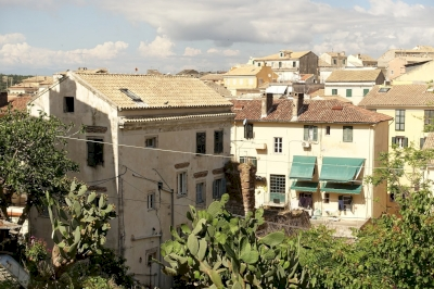 Corfu by Nan