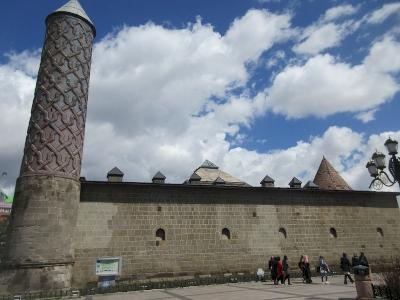 Anatolian Seljuks Madrasahs (T) by Wojciech Fedoruk