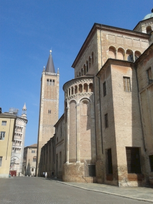 Centro storico di Parma (T) by Matejicek