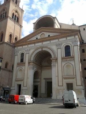 Mantua and Sabbioneta