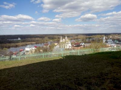 Centre historique de la ville de Gorokhovets (T)