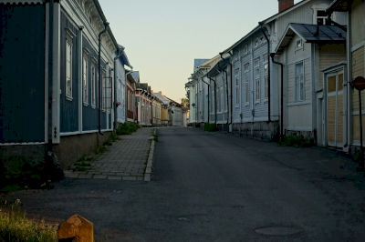Old Rauma by Nan