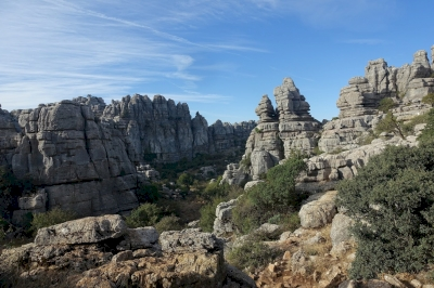 Antequera Dolmens Site by Nan
