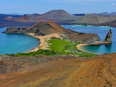 Galapagos Islands by Clyde