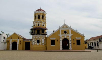 Santa Cruz de Mompox by Watkinstravel