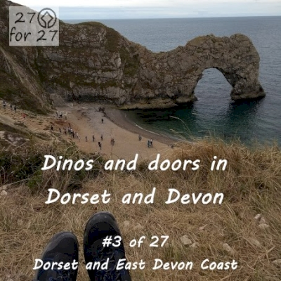Dorset and East Devon Coast by 27for27