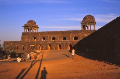 Group of Monuments at Mandu, Madhya Pradesh (T) by Jan-Willem