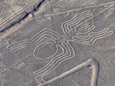 Nasca Lines by Clyde