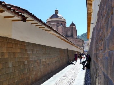 Cuzco by Clyde