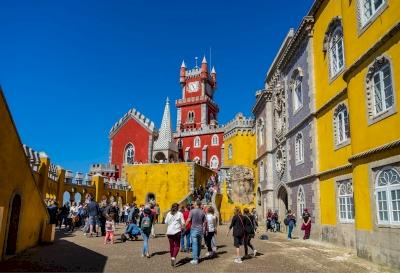 Sintra by Ilya Burlak
