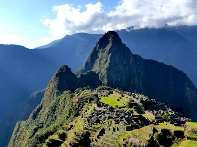 Machu Picchu by Clyde