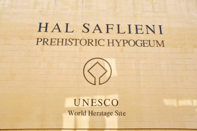 Hal Saflieni Hypogeum by Frederik Dawson