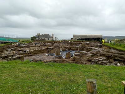 Neolithic Orkney by Nan