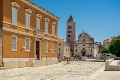 Zadar - Episcopal complex         (T) by Ilya Burlak