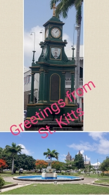 Historic zone of Basseterre (T) by Zoë Sheng