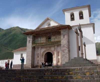 Rural Temples of Cusco (T)