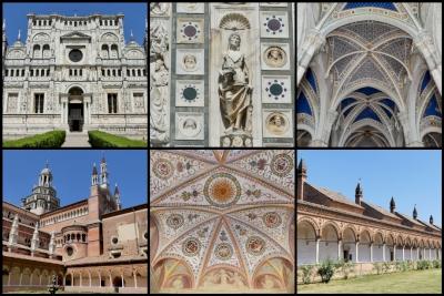 Centro Storico di Pavia e Certosa (T) by Clyde