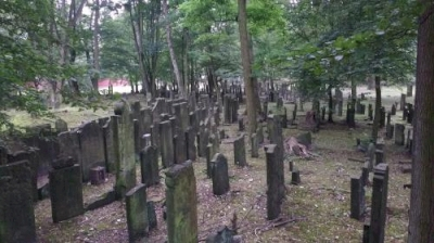 The Jewish Cemetery of Altona Königstrasse. Sephardic Sepulchral Culture of the 17th and 18th century between Europe and the Caribbean (T) by Jakob Frenzel