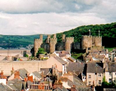 Gwynedd Castles by Jay T